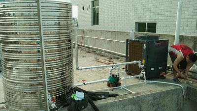 空气能热水器为什么会耗电过多?