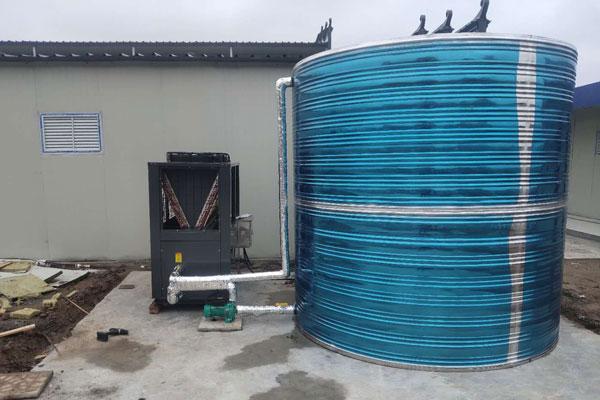 空气能热水器放哪里比较好?