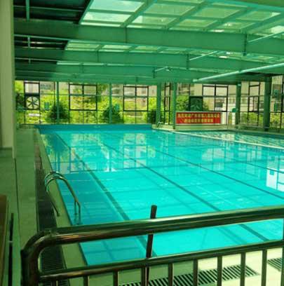 体育馆泳池恒温项目