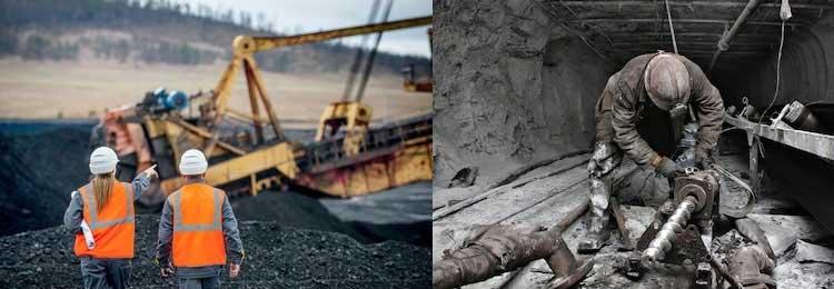 煤矿井下送风
