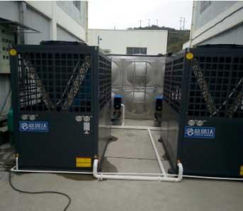 热水器空气能系统建设