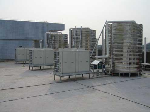 格瑞沃江西省 集娴服装厂5000平米采暖项目